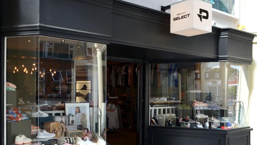 amplia gama gran venta de liquidación rebajas Pro:Direct Select - Fleet Walk Shopping Centre Torquay